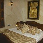 Turkish decor in bedroom