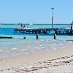 Shark Bay Taken from Main Street