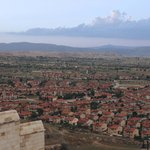 Stunning vistas of Urgup