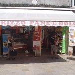 Little market near the Hotel