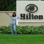 Me at Hilton Bonnet Creek
