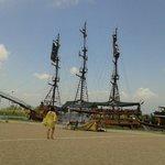 Экскурсия на пиратской яхте