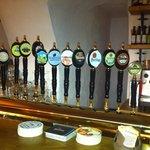выбор разливного пива