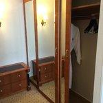 Bedroom Closet & Dresser