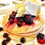 Dome pancake