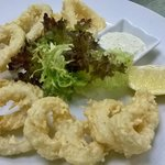 """ Romana"" Squid Rings"