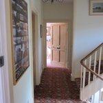 Upstairs landing and Sutor Room
