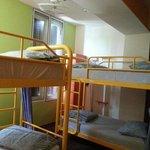 11-bed dorm