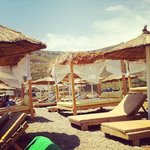 Spathi Beach Bar