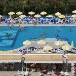 Pool in Seher Sun Palace