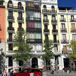 Plaza de Oriente buildings