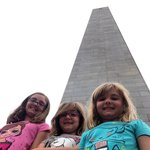 #TripleA at the Bunker Hill Monument.
