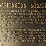 Washington Square tribute