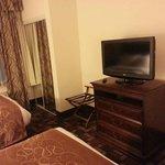Flat Screen TV & Dresser