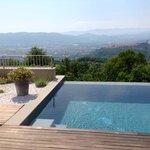 amazing pool view