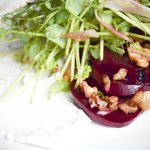 Roasted Local Beets