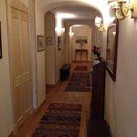 Main hallway to 2nd floor rooms.