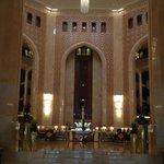 Massive Atrium lobby