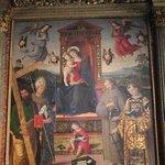 Pala d'Altare del Pintoricchio