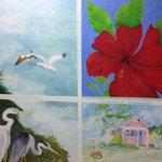 Post Office murals