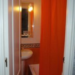 Bathroom in the double room