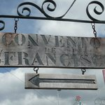 Convent sign