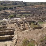 The ruins of Kamiros