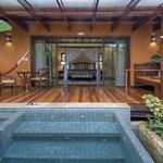 Springs Villa Plunge Pool