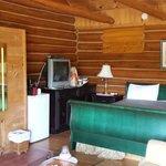 Tobago Cabin