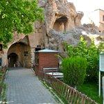 Foto de Eski Gumusler Monastery