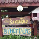 welcome sign to baanrimtaling