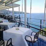 La terrazza ristorante