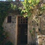ingresso camera nelle grotte