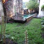 Stunning little pool...