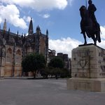 The gothic majesty of the Monastery of Batalha
