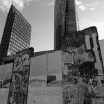 Mur à Potsdamer Platz