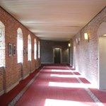 Couloir au 2ème étage