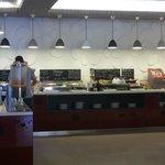 Comedor del Hotel (Desayuno)