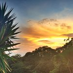 Hotel Fonda Vela sun set