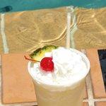 Aku-latta.... Yummy (virgin or with alcohol)!