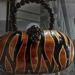 Imelda Marcos' handbag