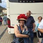 Linda humoring Herr Herr