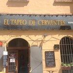Meson El Tapeo Del Cervantes: Maravilhoso!!!