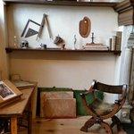 A corner of Rembrandt's studio