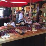 Farmer's Market brunch