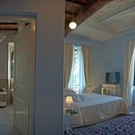 La camera deluxe Lustezia