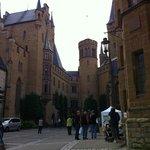 Schloss courtyard