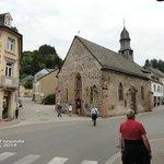 Old church in Vianden