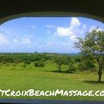 View from Cruzan Classic Villa