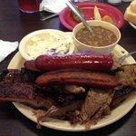 3 Meat Barbecue Platter